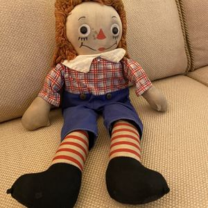 Raggedy Andy Doll for Sale in Scottsdale, AZ