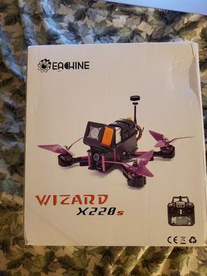 Eachine wizard x220s FPV drone w/ Goggles for Sale in Buckley, WA