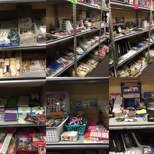 Arts and crafts, scrapbooking, paint, party supplies, for Sale in Clair-Mel City, FL