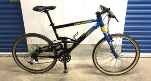 2002 CANNONDALE JEKYLL 500 27-SPEED FULL SUSPENSION HEADSHOK MOUNTAIN BIKE. LIKE NEW! for Sale in Miami, FL