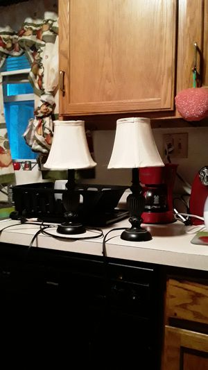 2 lamps for 15 dollars for Sale in Catasauqua, PA