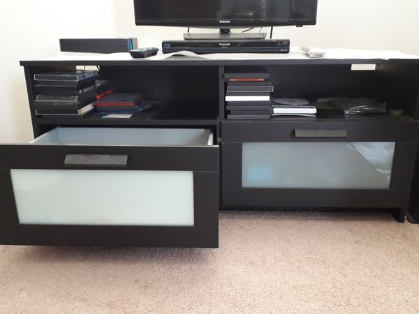 """Tv stand w drawers 47.5"""" × 16"""""""