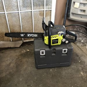 Ryobi 2 Cycle Chainsaw for Sale in Garden Grove, CA