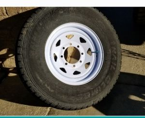 Summit A/T.. trail climber..Spare tire LT235/85R16. like new for Sale in Palmdale, CA