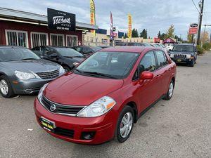 2010 Nissan Versa for Sale in Tacoma, WA