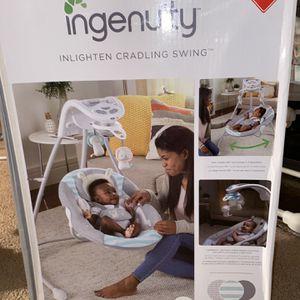 Ingenuity Inlighten Cradling Swing for Sale in Houston, TX