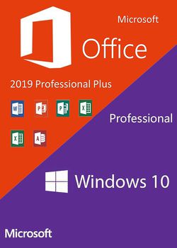 Microsoft Office 2019 Professional - Windows 10 Pro for Sale in Orlando,  FL