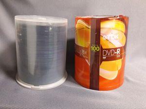 199 DVD-R 16x 4.7GB for Sale in Stockton, CA