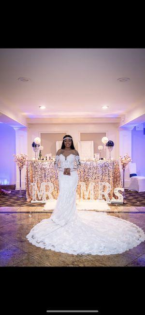 Pronovias Drilia Wedding Dress for Sale in White Plains, NY