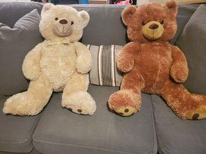 Oversized teddy bears for Sale in Las Vegas, NV