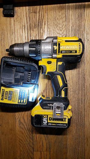 Dewalt Brushless hammer drill for Sale in Adelphi, MD