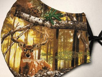 Camo Masks Pack Of 2 for Sale in Kent,  WA