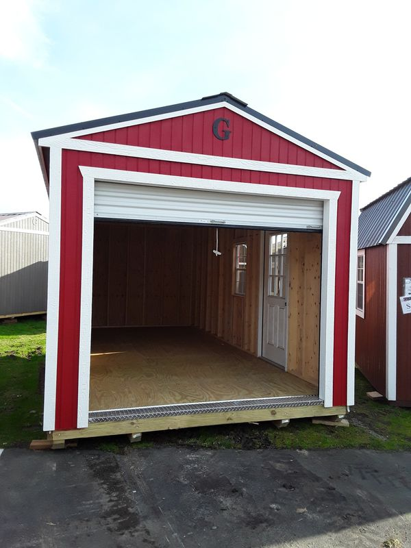 Garage Shed Storage She Shed For Sale In Stanwood Wa