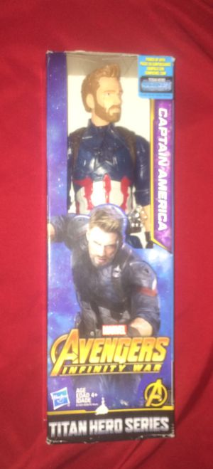 Captain America Figure for Sale in Fresno, CA