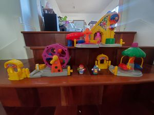 Fisher Price Little People Carnival Set for Sale in Escondido, CA