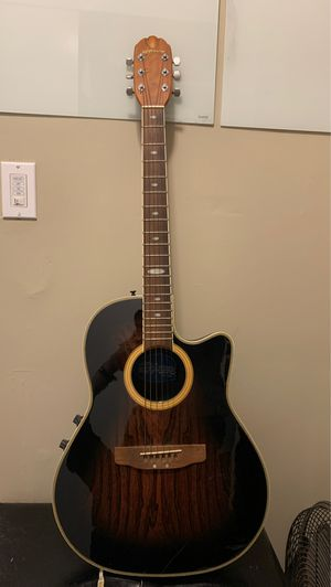 Applause electro acoustic guitar for Sale in Long Beach, CA