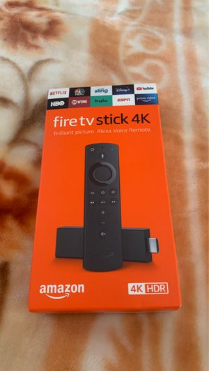 Fire tv stick 4K for Sale in Dearborn, MI