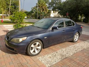 2005 BMW 525i e60 for Sale in Fort Lauderdale, FL