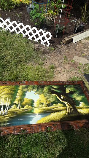 Landscape - vintage 4×2.5 ft. for Sale in Glen Burnie, MD