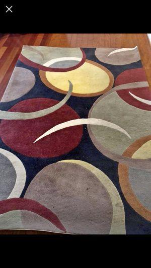 Area rug in contemporary design 5x7 for Sale in Manassas, VA