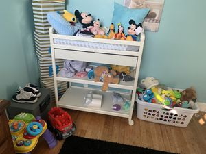 Baby changing table for Sale in Hyattsville, MD