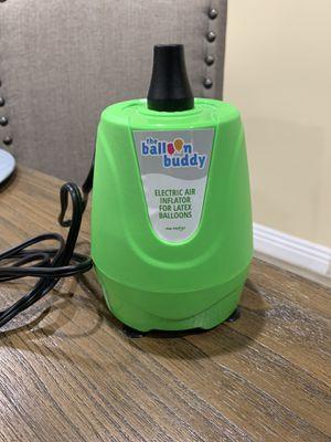 The Balloon Buddy Pump Electric Balloon Pump for Sale in Santa Ana, CA