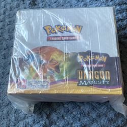 Pokémon Sun And Noon Dragon Majesty Booster Box for Sale in Alameda,  CA