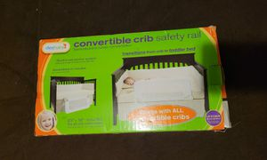 NEWWW CONVERTIBLE CRIB SAFETY RAIL for Sale in Miami, FL