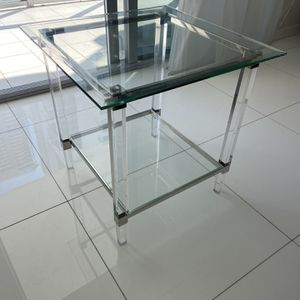 All Glass Table **$60** for Sale in Miami, FL