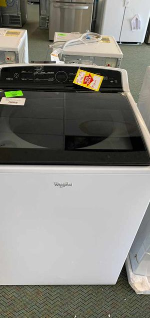 BRAND NEW!! WHIRLPOOL WTW8040DW WASHER UD for Sale in Redondo Beach, CA