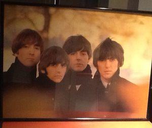 THE. BEATLES *******FRAMED. 25 X 34 PHOTO. ********** ITS PRETTY BIG**********l for Sale in Boynton Beach, FL