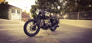 1975 BMW R75/6 Restored Cafe Racer Motorcycle for Sale in San Diego, CA