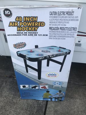 Air hockey table for Sale in Beaverton, OR