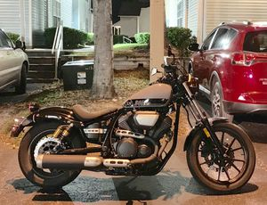 Motorcycle- Yamaha bolt Rspec 2018 for Sale in Tampa, FL