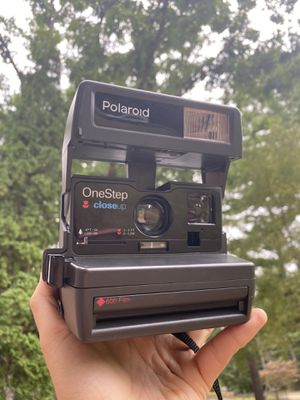 Polaroid Instant OneStep Close Camera for Sale in South Windsor, CT