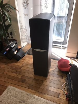 Bose Speakers Set (both speakers and sound system) for Sale in New York, NY