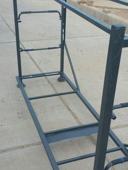 Fire Wood Bin Metal Frame for Sale in Tempe,  AZ