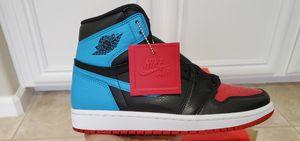 Nike Air Jordan 1 High NC To CHI 8 men/9.5 women for Sale in Corona, CA
