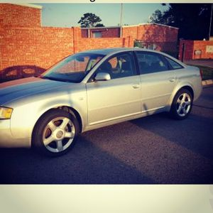 2004 Audi Quattro A6 3.0 Litre V6 for Sale in Weatherford, TX