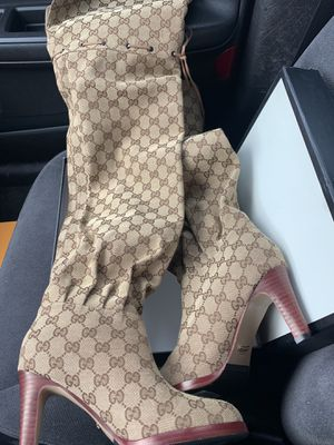 Gucci Knee High Boots for Sale in Dallas, TX