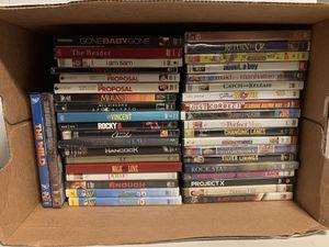 DVDs (shrek, the proposal, Simpson's, spongebob, etc) for Sale in Santa Clara, CA