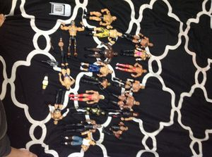 WWE figures for Sale in Durham, NC