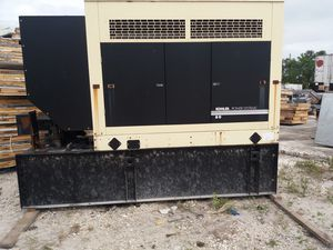 KHOLER EMERGENCY GENERATOR 80 KW. for Sale in Cuba, MO