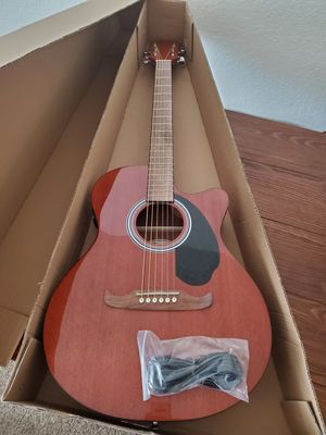 Acoustic Guitar for Sale in Denton, TX