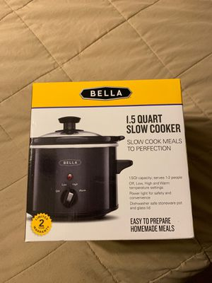 Slow cooker crock pot for Sale in Vancouver, WA
