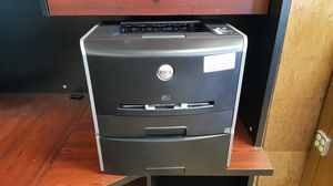 Dell 1710 laser printer two paper drawers for Sale in Fremont, OH