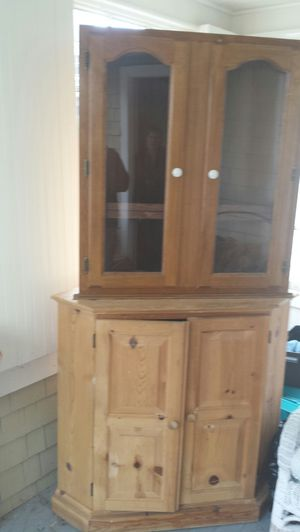 Corner Cabinet and TV Stand for Sale in Concord, MA