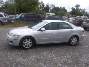 2006 Mazda 6 200k miles runs and drives!!! for Sale in Marlow Heights, MD