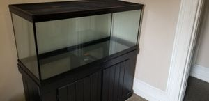 Fish tank(75gal) and stand for Sale in Milton, PA