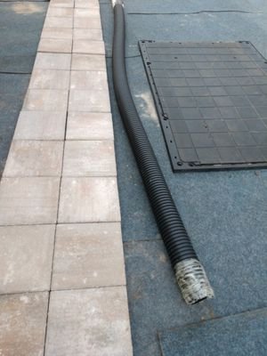 "6"" x 20' solid drain pipe for Sale in Port Richey, FL"